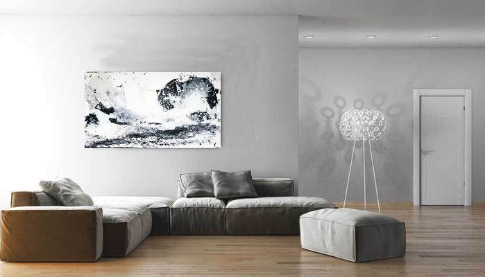 bild sofa s/w