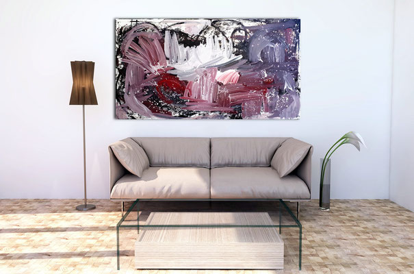 abstrakte Malerei xxl Bilder