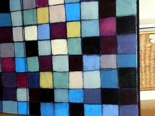 abstraktes Karobild