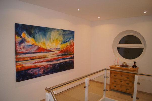 Innenausstattung Gemälde