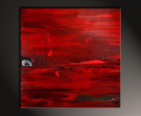 Bild Liebesbündel -rot