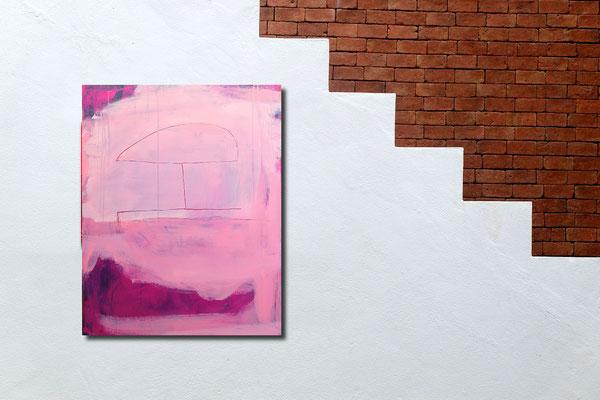 flurbild rosa pink