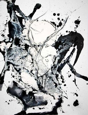 schwarz weiß Bild
