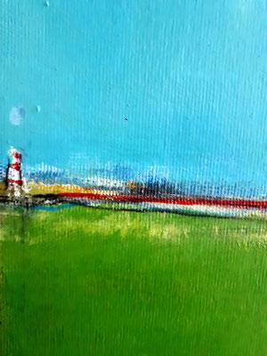 Leuchtturm - detailfoto