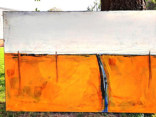 orange beige