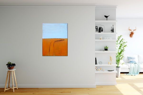 Bild im Raum