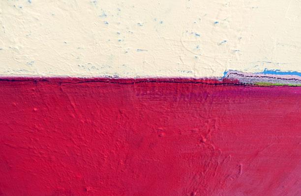 rotes Gemälde