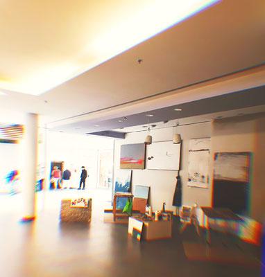 Seitenansicht Schlosscarree Atelier
