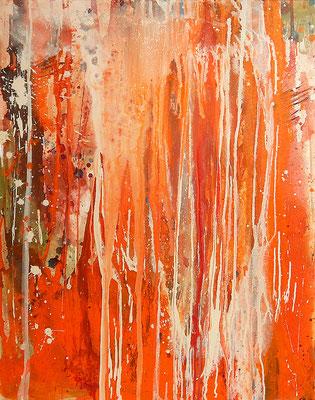 kunst orange