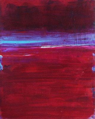 rote moderne Bilder 90 x 70 cm