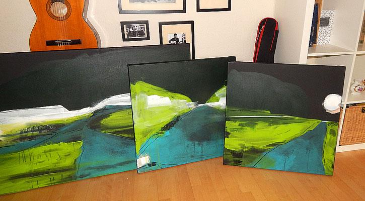 bilder grün schwarz