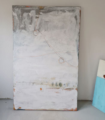 abstrakt weiß