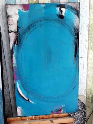Blaues Türkis