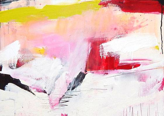 bild abstrakt rot