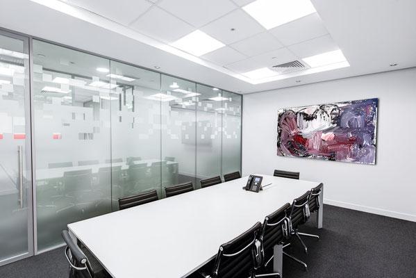Büro mit Bürobild xxl