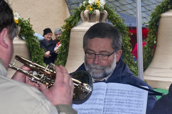 19.03.2017 Glockenweihe an der Kirche