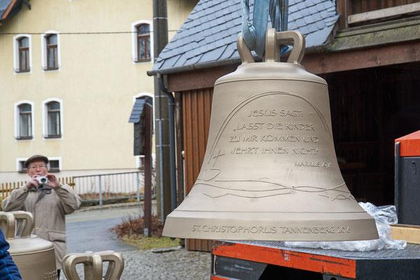 19.03.2017 Vorbereitung zur Glockenweihe