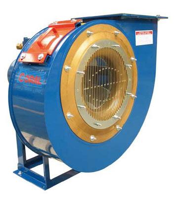 Ventilateur ATEX