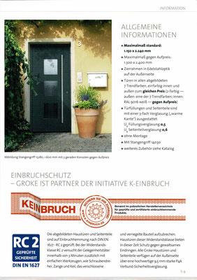 copyright - Groke Türen und Tore GmbH