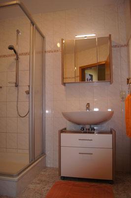 Badezimmer Ferienwohnung 1