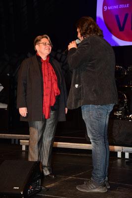 Kurze Ansprache von Bürgermeisterin Karin BAIER