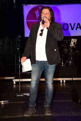 Unser Moderator Peter JÖBSTL