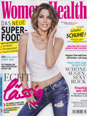 Women´s Health April 2015