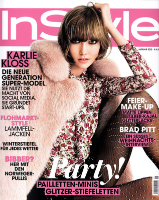 InStyle January 2015