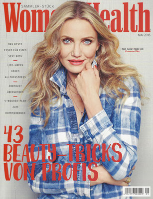 WOMEN´S HEALTH//May 2016