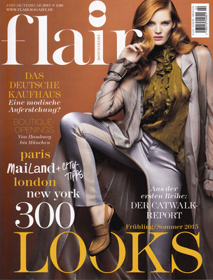 FLAIR January/February 2015