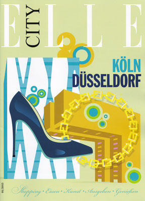 ELLE CITY COLOGNE DECEMBER 2014