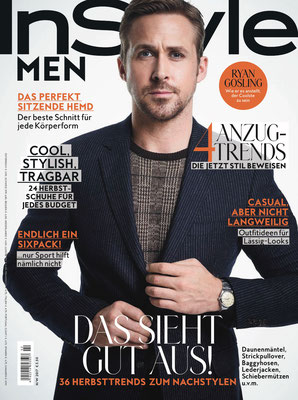 InStyle Men, AW 2017