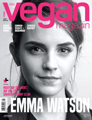 Vegan Magazin July-August 2017