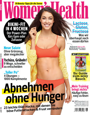 Women´s Health June 2017
