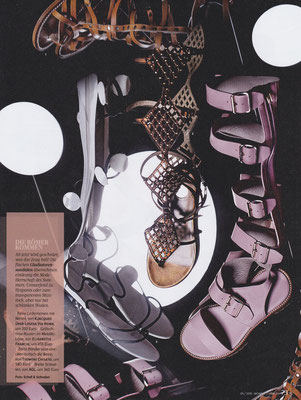 TSUMORI CHISATO//Women´s Health April 2015