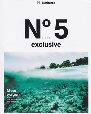 Lufthansa Exclusive Magazine No.5, 2015