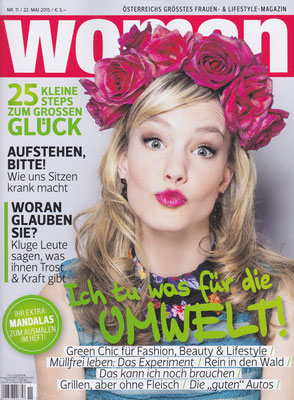 WOMAN No. 11, 22.May 2015