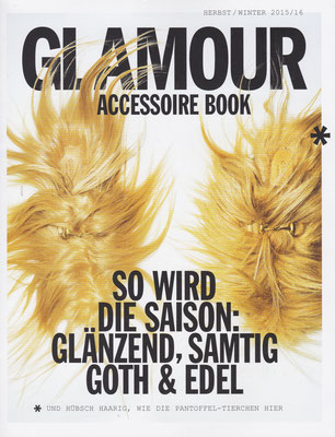 Glamour Accessoire Book AW 15-16