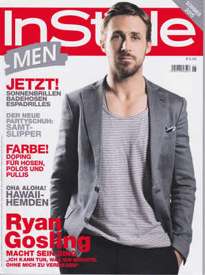 InStyle Men Summer 2015
