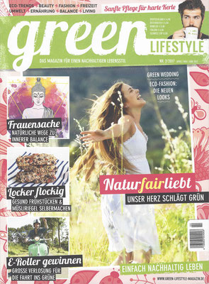 GREEN LIFESTYLE April - June 2017