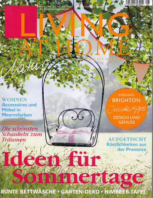 Living at Home August 2014
