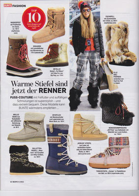 Minnetonka Moccasin//BUNTE 15.January 2015