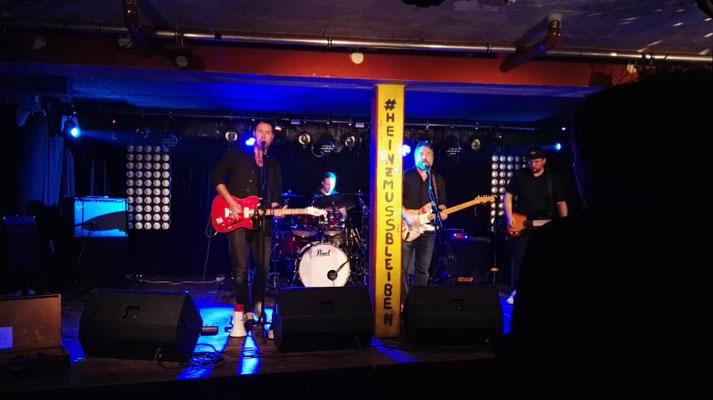 Live Bei Chez Heinz 2020