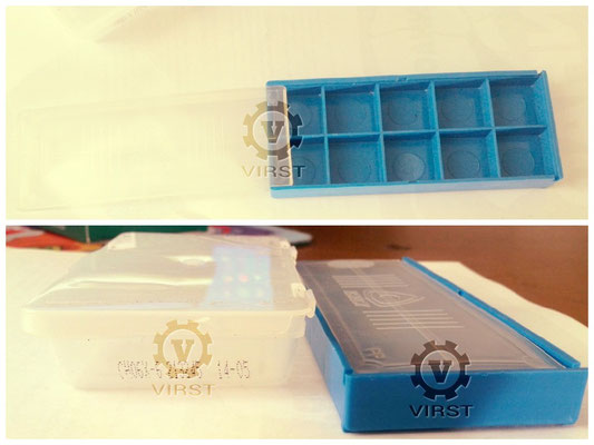 Коробочка под крепеж или инструмент. Материал полипропилен. Изготовлена на нашем предприятии.
