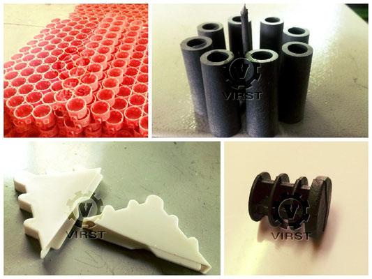 Продукция из полипропилена. Пресс-формы собственного изготовления.