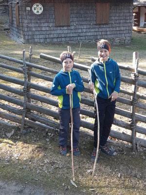 Wanderung von Heilbrunn zum Landscha