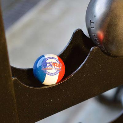 Support de rangement de boules de pétanque