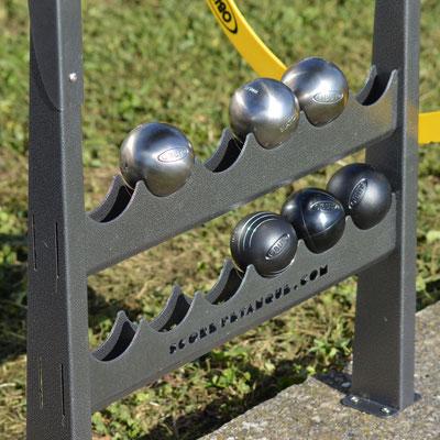 Accessoire terrain de boule
