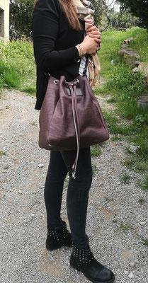 borsa sacco donna