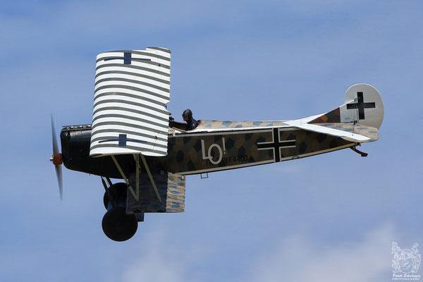 Fokker D-VIIF Replica